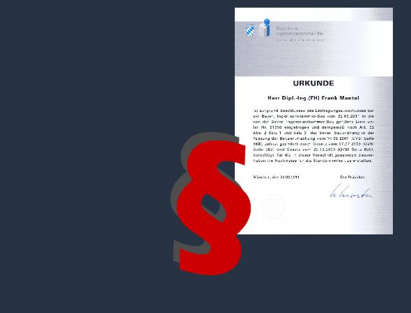 Zulassungen und Erlaubnisse