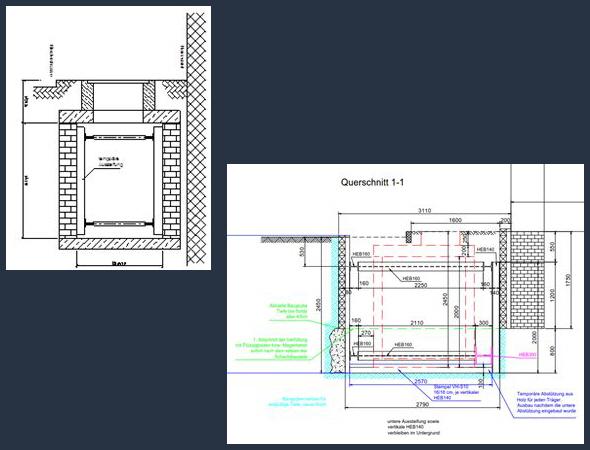 Bauwerksprüfung und Gutachten