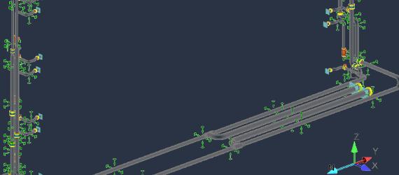 Anlagenbau – Rohrleitungen